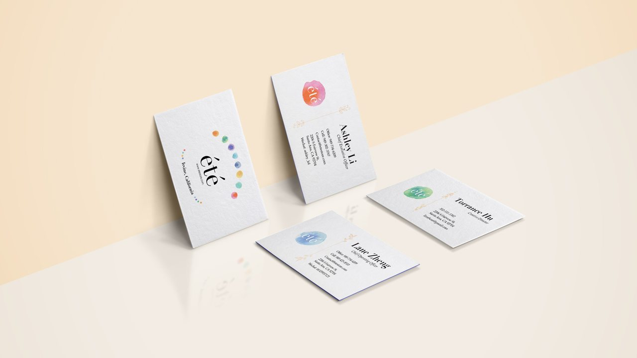 EteStore Business Cards